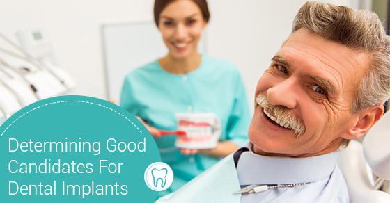 Good Candidates For Dental Implants